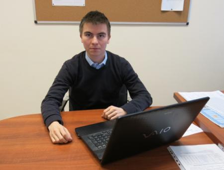 Р.Ю.Антонов, Инженер-исследователь ООО «ЭКАН»