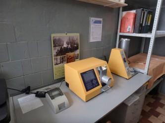 Лаборатория мукомольного производства монастыря