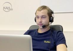 Щёткин Илья отвечает на вопросы в ходе вебинара