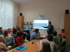 Доклад Антонова Р.Ю. на тему компьютерно-оптическая диагностика качества зерна