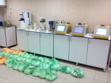 Лаборатория ЗАО Новооскольская зерновая компания