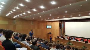 Международная конференция ЗЕРНОХРАНИЛИЩА-2017.
