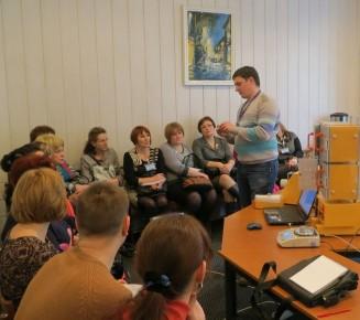 МПА, кафедра зерна и продуктов его переработки, г. Москва, 2014