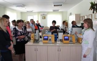 Научно-практический семинар на базе филиала ФГБУ «Россельхозцентр» в Саратовской области
